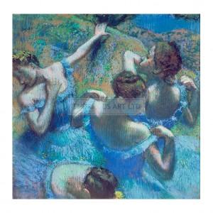 SA031 Blue Dancers
