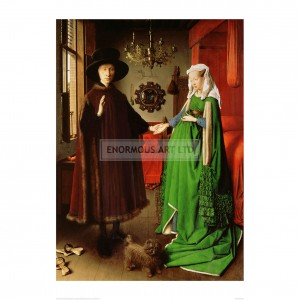 The Arnolfini Marriage