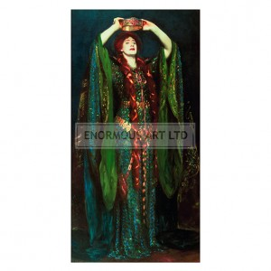 SAR001 Ellen Terry as Lady Macbeth