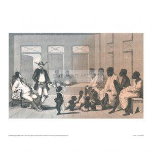 SLA010 The Sale of Black Slaves