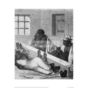 SLA011 Punishing Black Slaves