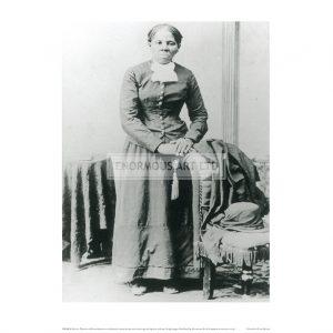 SLA016 Harriet Tubman, African-American Abolitionist