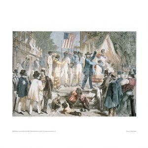 SLA026 Slave Market in Richmond