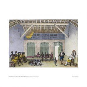 SLA031 A Slave Trader's Shop
