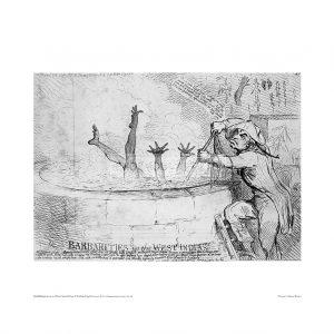 SLA040 Barbarites in West Indies