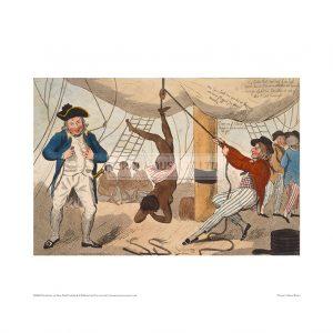 SLA041 Punishment on a Slave Ship
