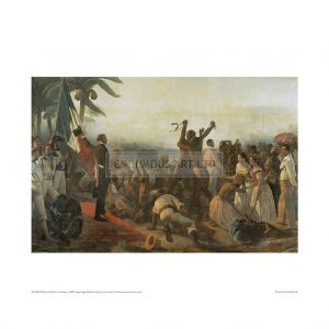 SLA042 F.Biard Abolition of Slavery, 1848