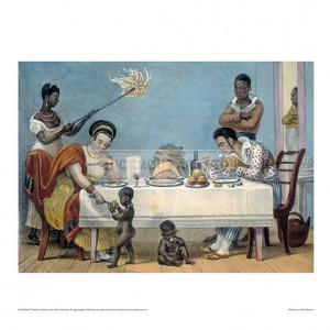 SLA054 Dinner with Black Servants