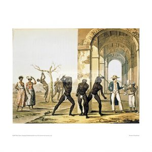 SLA077 Black Slaves, Whipping