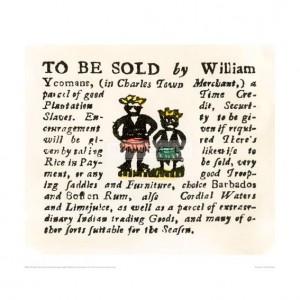 SLA120 Slave Sale Advertisement