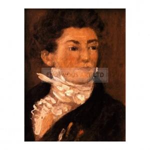 SP031 Théodore Géricault Self Portrait