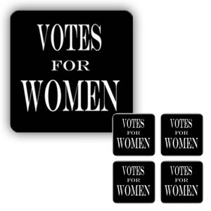 Coaster Set: Votes for Women