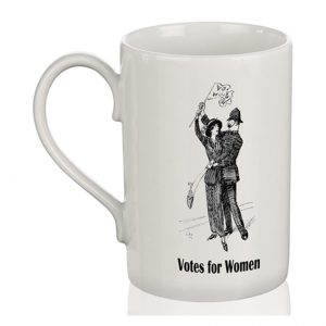 Porcelain Mug: Tango