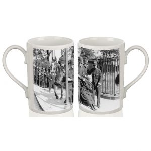 Porcelain Mug: Suffragette Arrest