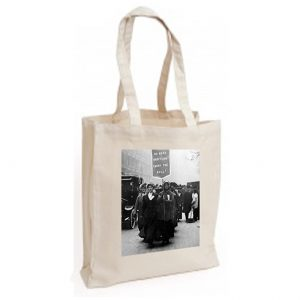 Canvas Bag: Carry the Bill