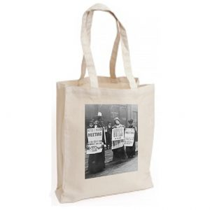 Canvas Bag: Suffragette Meeting