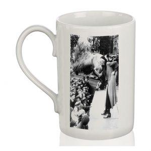 Porcelain Mug: Trafalgar Square