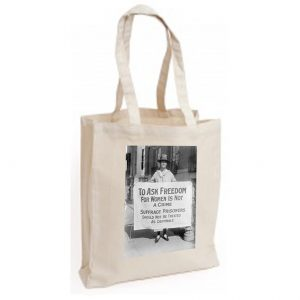 Canvas Bag: To Ask for Freedom