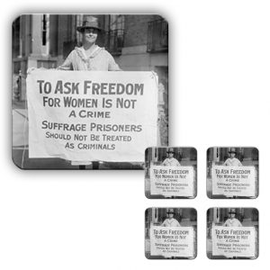 Coaster Set: To Ask For Freedom
