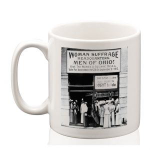 Ceramic Mug: Suffragette Headquarters
