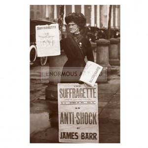 SUF383 Suffragette Anti-Shock
