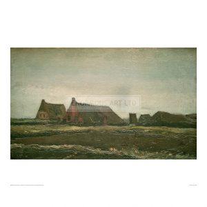 VAN029 Cottages