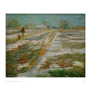 VAN071 Landscape with Snow