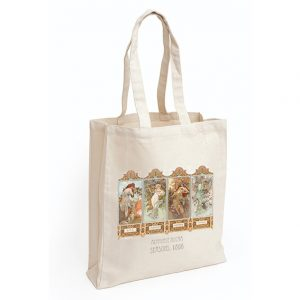 Canvas Bag: Seasons, 1896