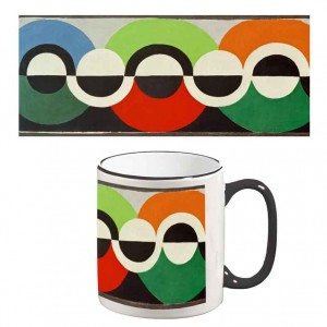 Two-Tone Mug: Endless Rhythm