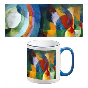 Two-Tone Mug: Simultaneous Contrasts