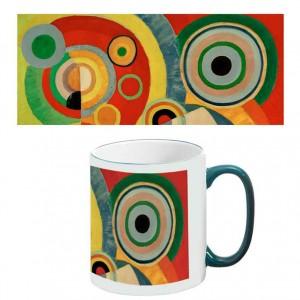 Two-Tone Mug: Joie de Vivre