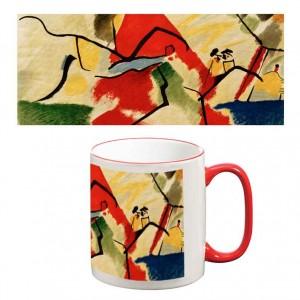 Two-Tone Mug: Impression V