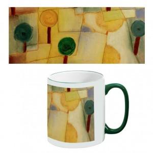 Two-Tone Mug: Where to?