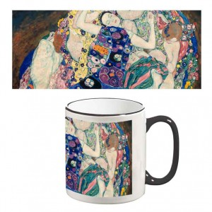 Two-Tone Mug: The Virgin