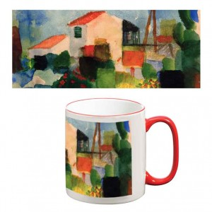 Two-Tone Mug: The Bright House