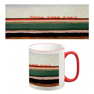 Two-Tone Mug: The Red Cavalry