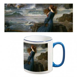 Two-Tone Mug: Miranda the Tempest