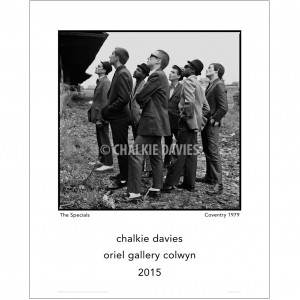 CD029 The Specials (Oriel Gallery Colwyn)