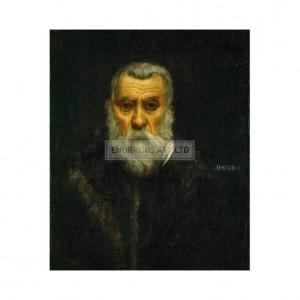 SP004 Tintoretto Self Portrait