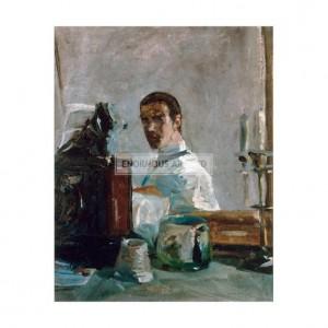 SP036 Henri Toulouse-Lautrec Self Portrait 1880