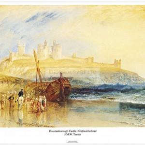 LF16 Dunstanborough Castle