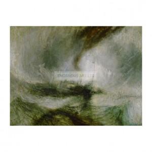 TUR054 Snowstorm at Sea, 1842