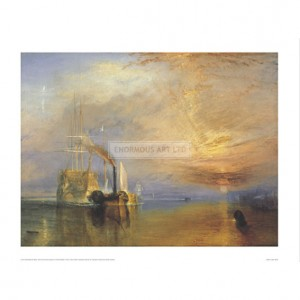 SA120 The Fighting Temeraire, 1839