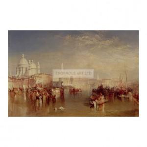 TUR046 Venice, 1840