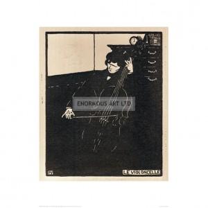 VAL034 Le Violoncelle