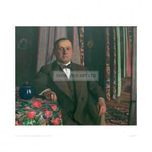 VAL047 Portrait de Monsieur Hasen, 1913
