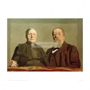 VAL049 Portait of the Artist's Parents, 1902