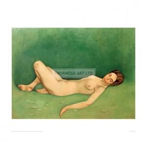 VAL067 Sleeping Bather