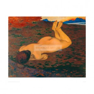 VAL009 Bather, 1897