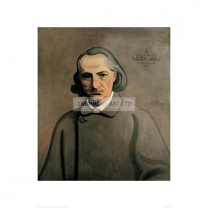 VAL012 Decorative Portrait of Baudelaire, 1901